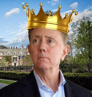 Real question for you, Governor Lamont