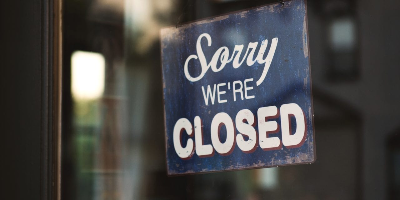 Nearly one-third of NY, NJ small businesses reportedly closed in 2020