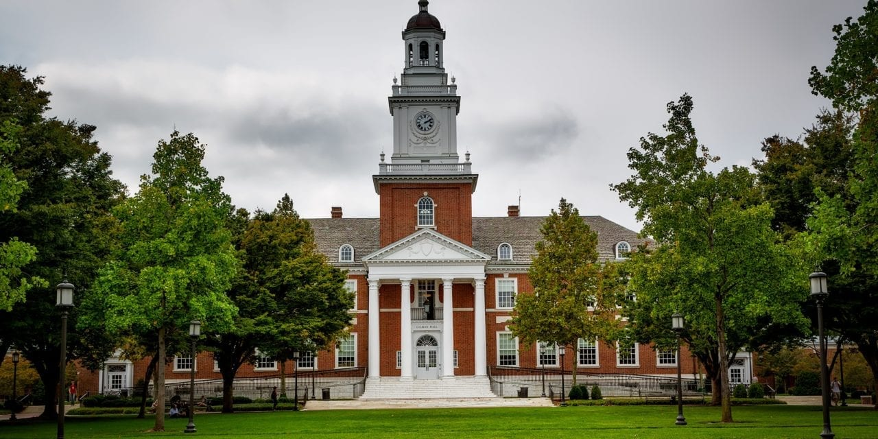 Johns Hopkins: U.S. Death Rate Remains Normal Despite COVID-19