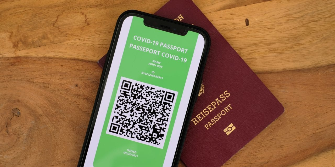 FORBES: Digital Vaccine Passports – Biden Assessing Feasibility & These European Countries Are Now Launching