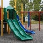 playground, empty, lonely