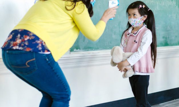 Mask guidance divides parents heading into new school year